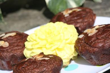 muffin choco banane 1